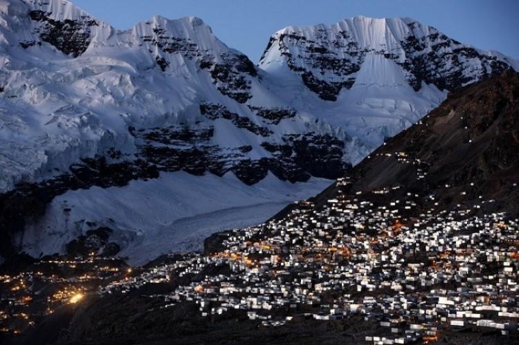La Rinconada, Peru.