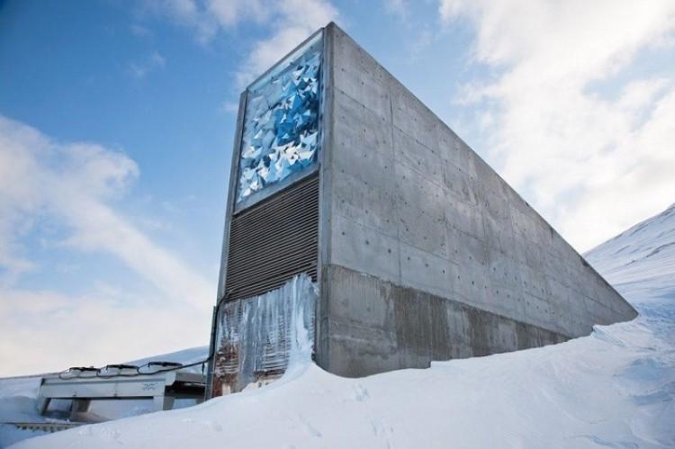 Spichlerz, Svalbard, Norwegia.