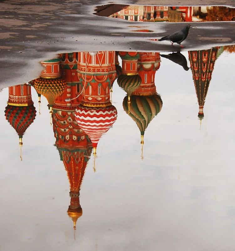 Moskwa, Plac Czerwony, Rosja.