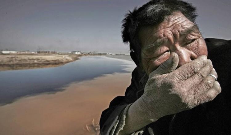 Żółta Rzeka, Chiny.