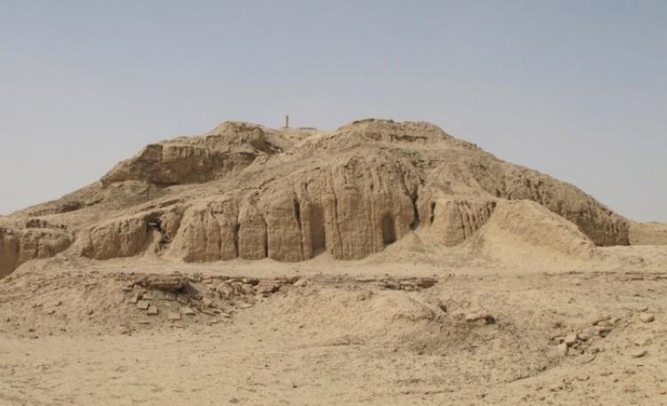White Temple of Uruk (3200 pne)
