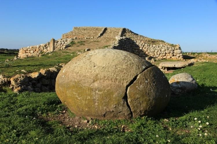 Zikkurat Sardynii (4000 pne)