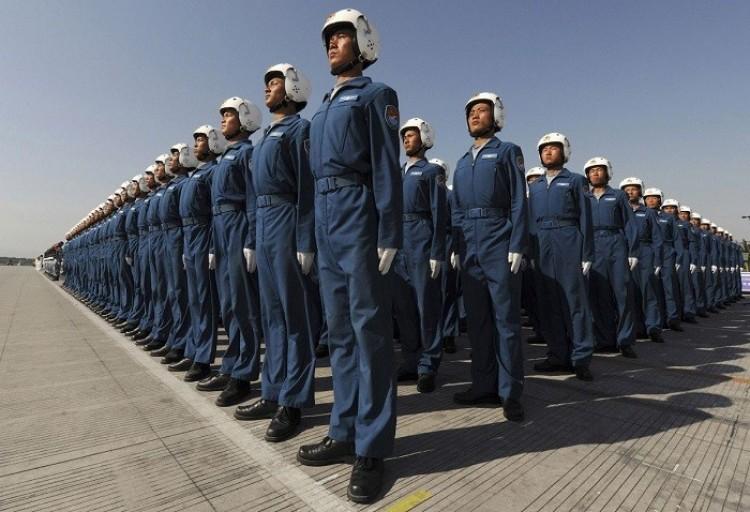 Parada pilotów