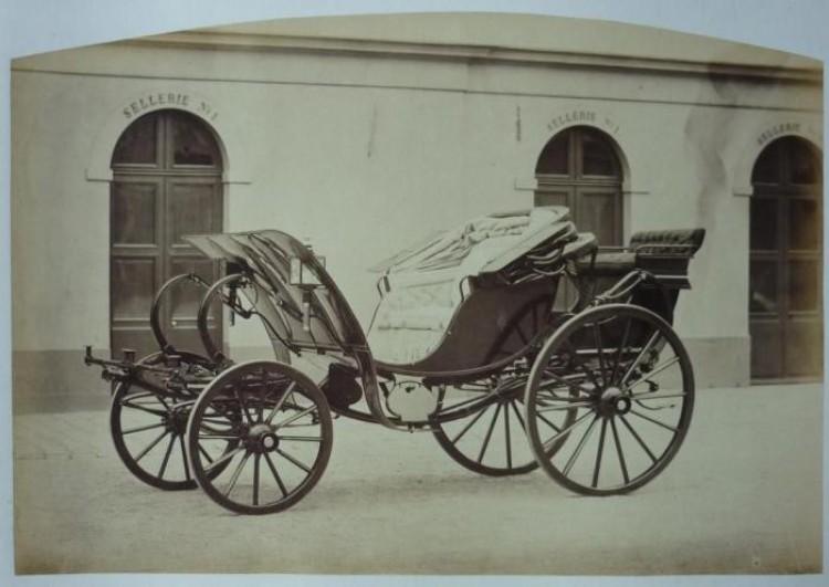 Najfajniejsze fury 60-tych XIX wieku.