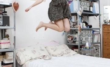 Secret World albo okno do kobiecej sypialni: seria zdjęć o tym, jak mieszkają dziewczyny w różnych częściach świata.