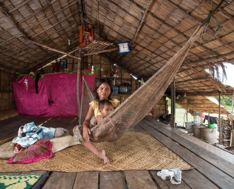 Shrey Nga, 23, Kampong Pluck, Kambodża