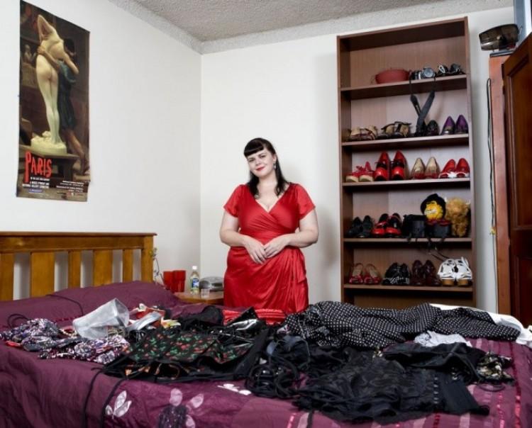 Lisa Joy, 33, Sydney, Australia