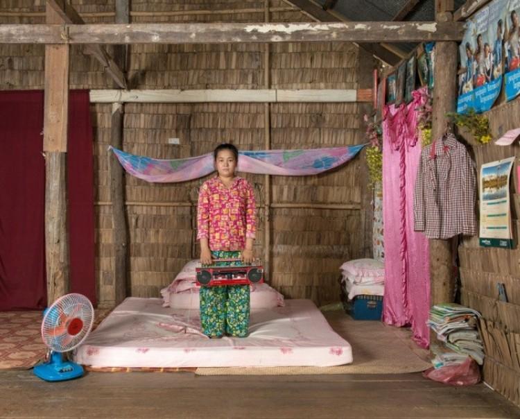 Yeung, 19, Kampong Pluck, Kambodża