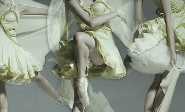 Balet: seria pięknych zdjęć, na których króluje atmosfera wolności i lekkości.
