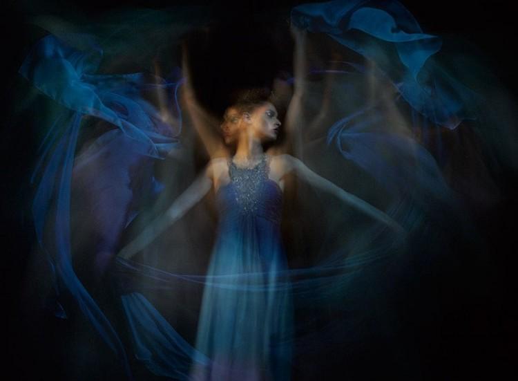 Taniec powietrza. Jan Masny.