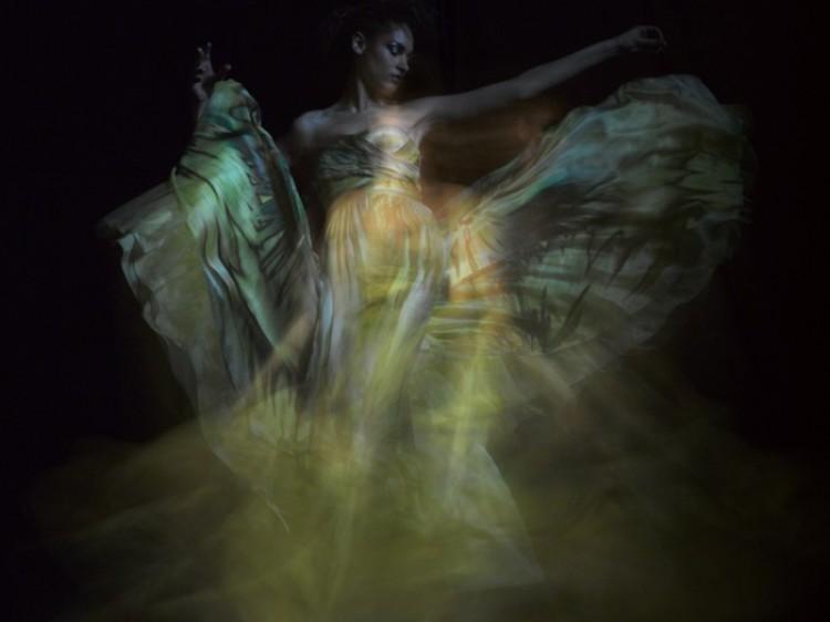 Taniec motyla. Jan Masny.