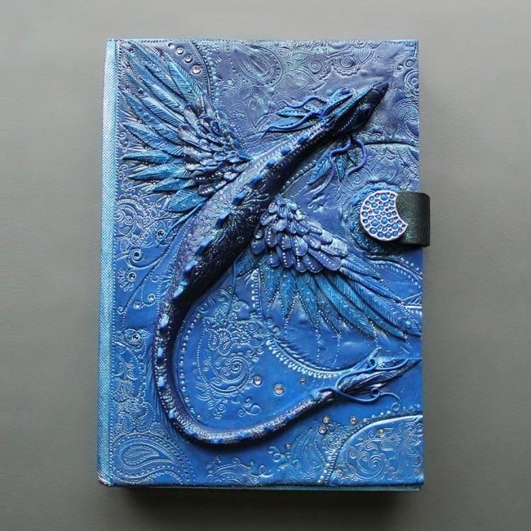 Niebieski smok