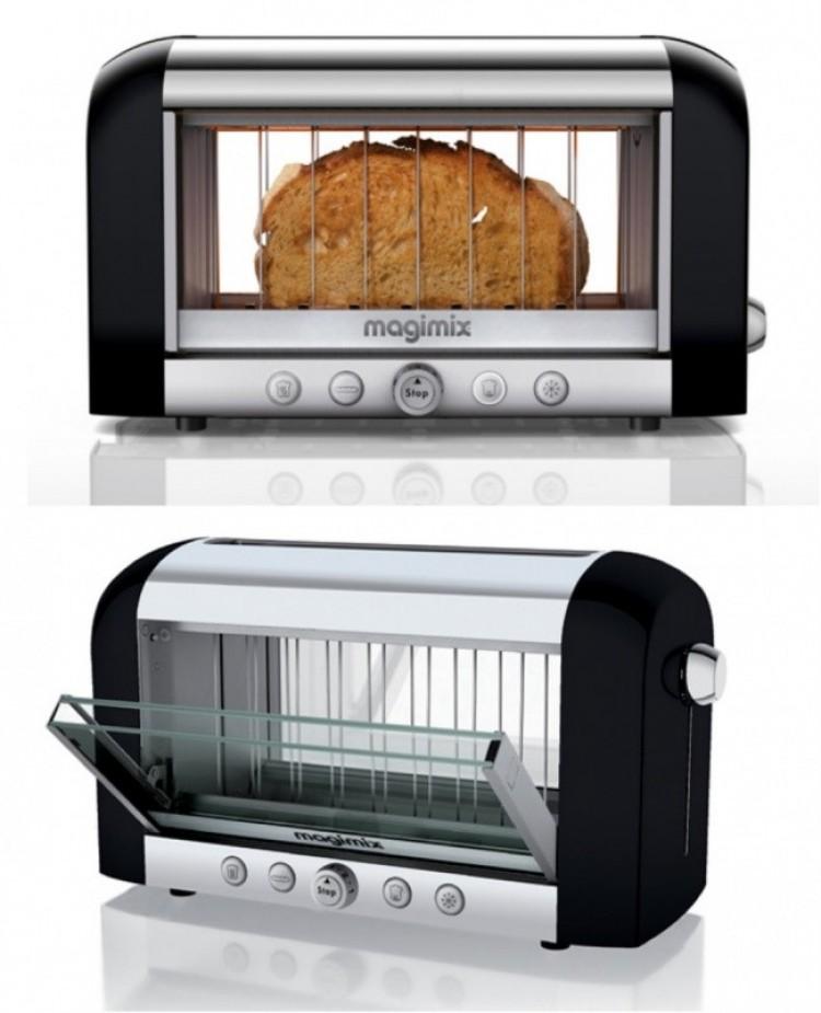 Z tym tosterem twoje tosty nigdy nie będą przypalone