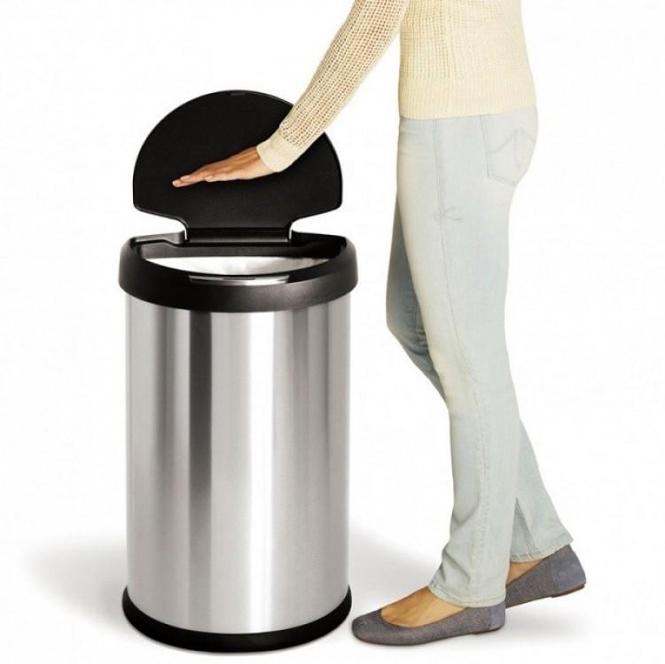 Wiadro do śmieci z czujnikiem