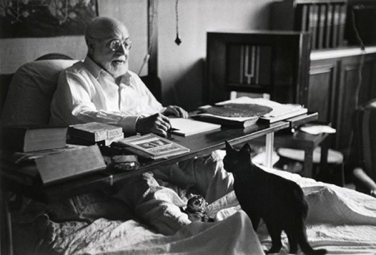 Henri Matisse z Kuss'em