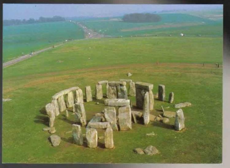 Mit: Stonehenge został zbudowany przez druidów
