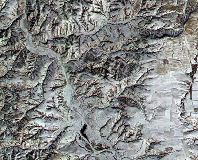 Mit: Wielki Chińsk Mur - jedyna budowla widoczna z kosmosu