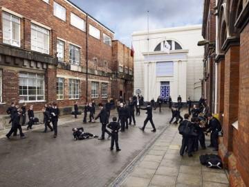Trinity High School, Wielka Brytania.