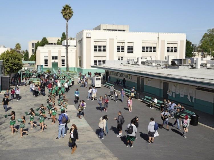 Liceum Ingvuda, Ingvud, Kalifornia.