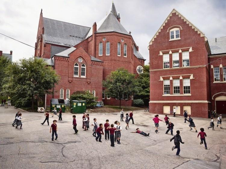 Szkoła podstawowa Wniebowzięcia NMP, Brookline, MA.