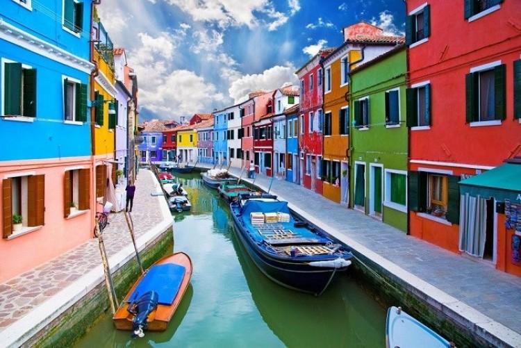 Burano, Włochy