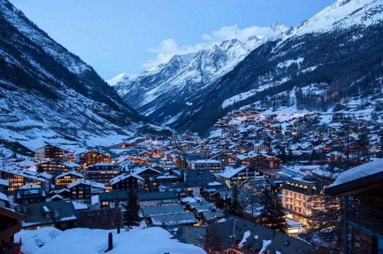 Zermatt, Szwajcaria