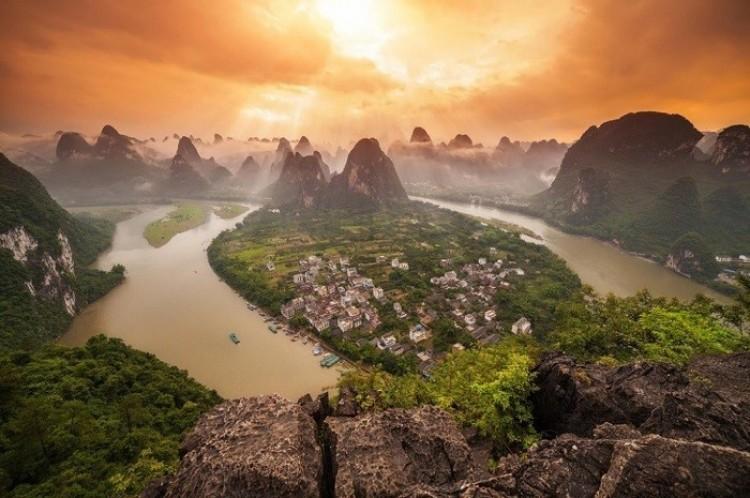 Yangshuo, Chiny
