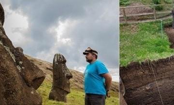 Co kryje się pod głowami z Easter Island?