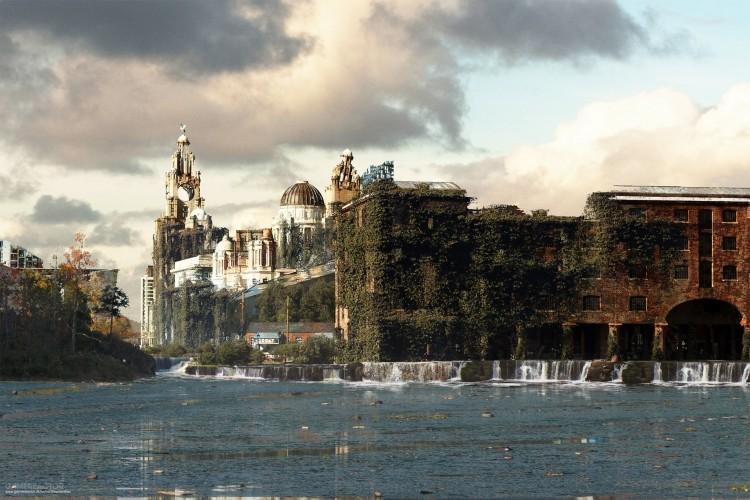 Albert Dock, Liverpool, Anglia