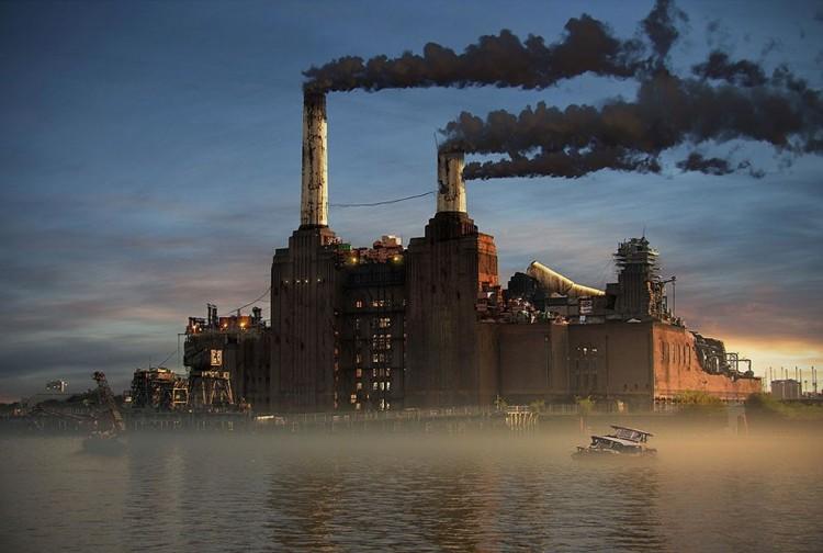 Battersea Power Station, Londyn, Anglia