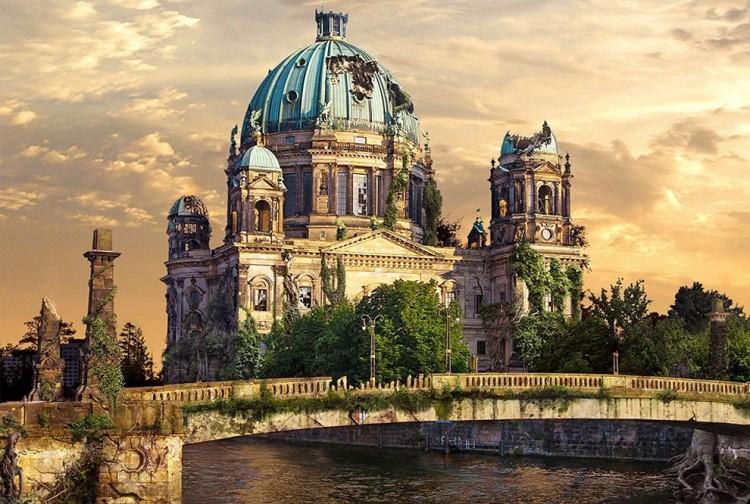 Katedra w Berlinie, Niemcy