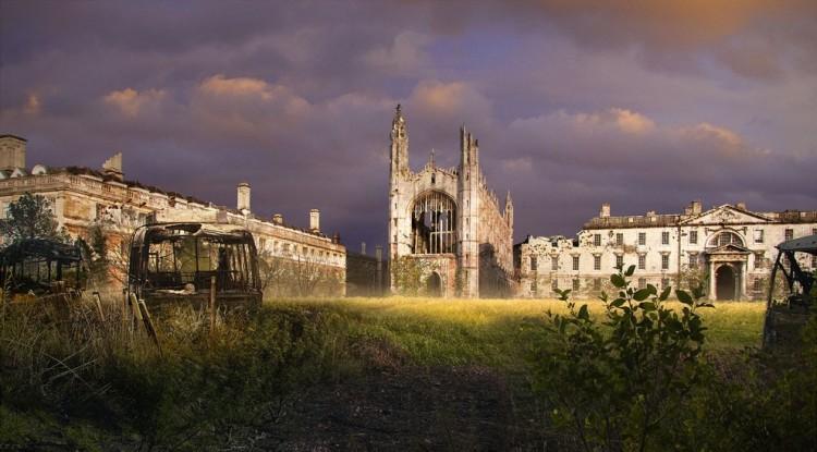 Cambridge University, Londyn, Anglia