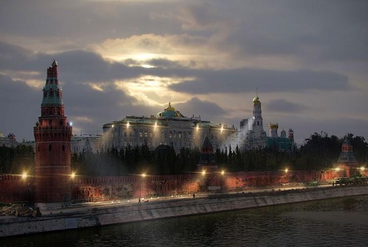 Kreml, Moskwa, Rosja