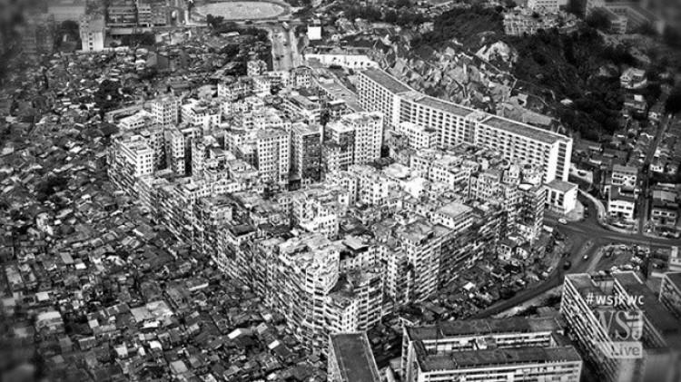 Kowloon - miasto-apokalipsa.