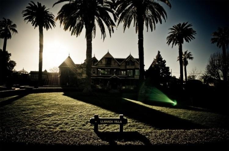 Winchester Mystery House, Kalifornia