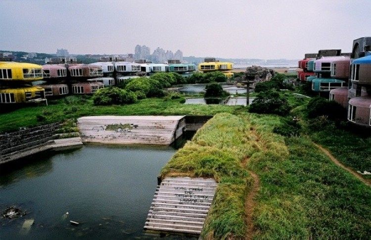 Miasto duchów San Zhi, Tajwan