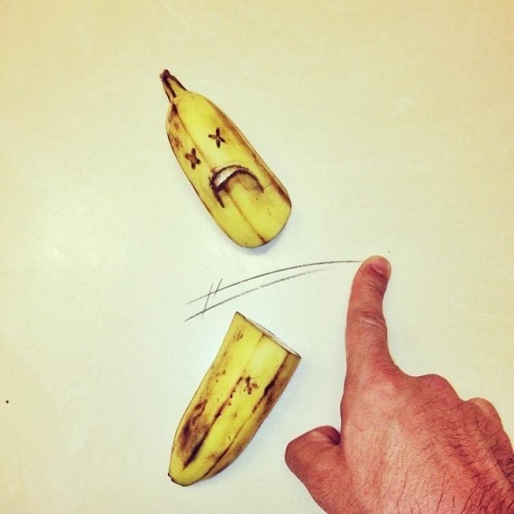Fruit Ninja w rzeczywistości