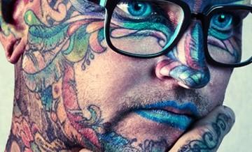 Fantazje atramentowe: zdjęcia z festiwalu tatuaży.