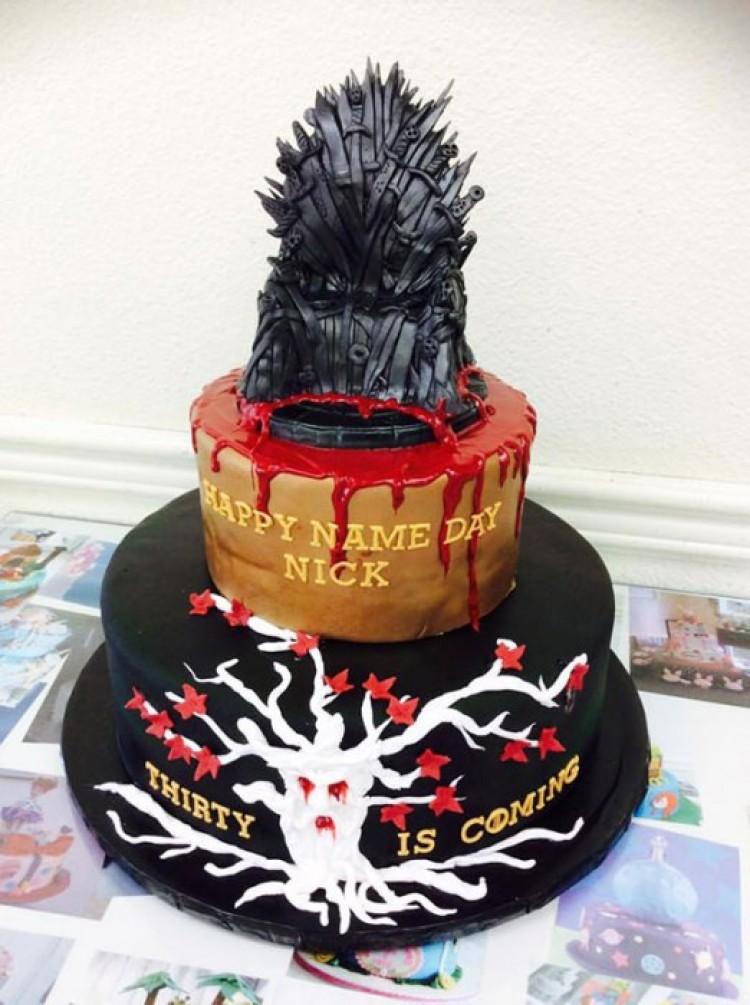 Ciasto-marzenie dla każdego fana serialu