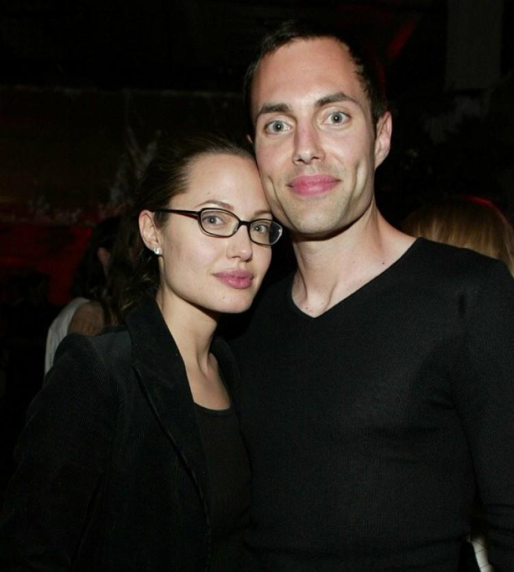 James Haven, brat Angeliny Jolie