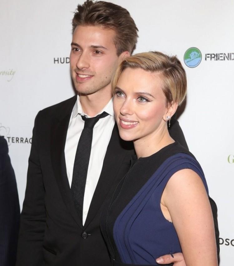 Hunter Johansson, brat Scarlett Johansson