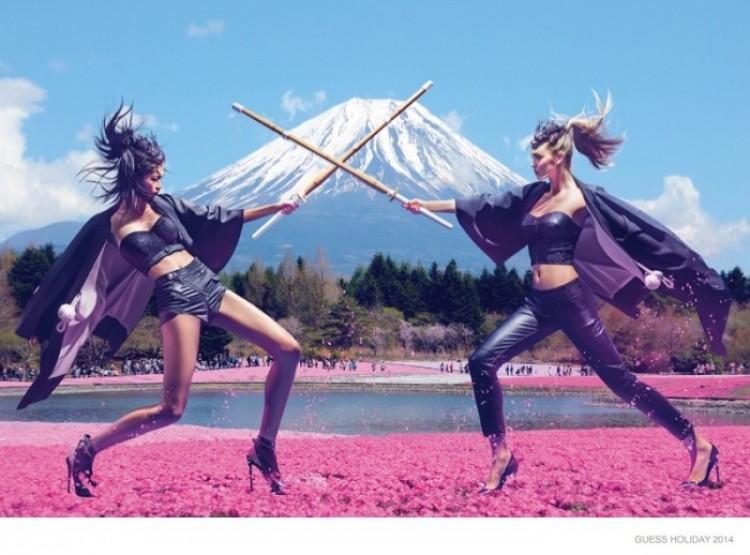 Moda po chińsku: kolorowe obrazy na granicy fantazji i seksualności.