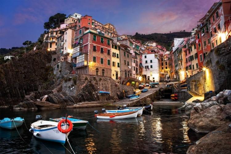 Riomaggiore, Włochy