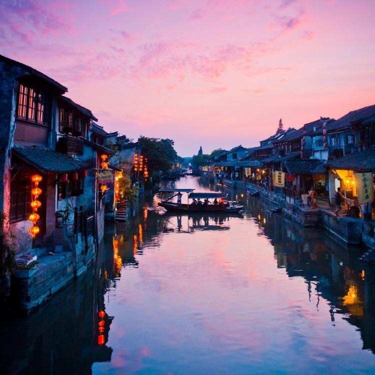 Xitang, Chiny