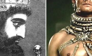 Jak wyglądały postacie historyczne w filmach i w rzeczywistości.
