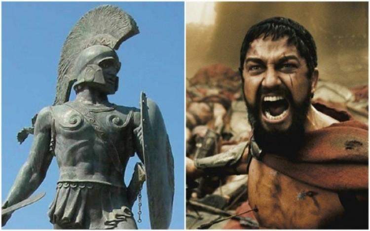 Król Leonidas I / 300