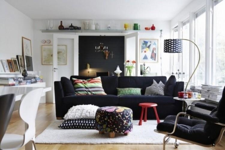 Wystarczy kilka prostych trików żeby twój pokój wyglądał na większy!