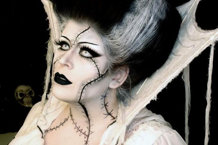 Angie Davies - magia makijażu.