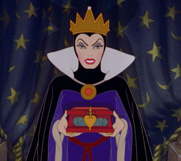 Zła królowa z