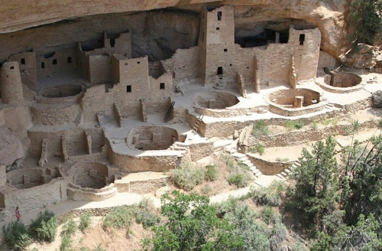 Zacięci wojownicy Mesa Verde